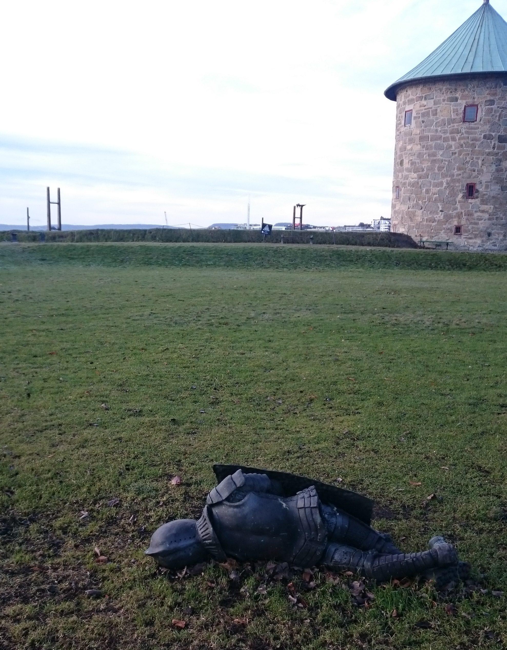 アーケシュフース城の写真